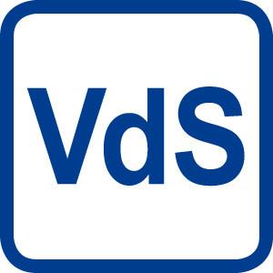 VdS-Logo mit Slogan