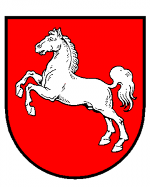 Wappen von Niedersachsen