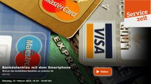 Standbild von [TV] Bankdatenklau via Smartphone